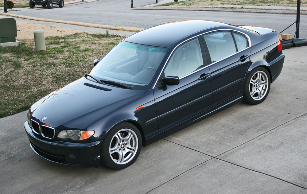 2002 Orient Blue 330i 5 Speed Slicktop